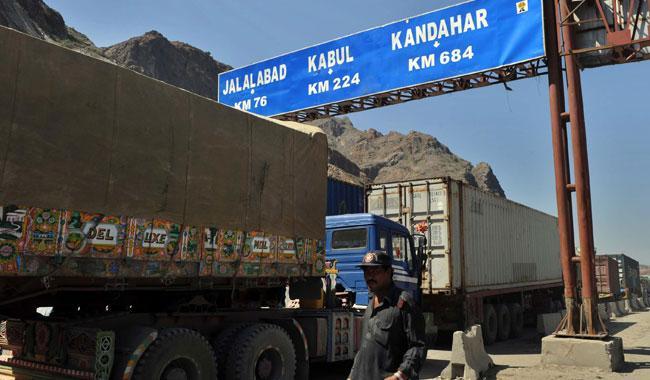 afghan transit