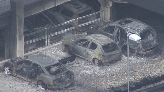 liverpool-fire-car-park