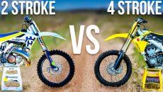 2-stroke vs 4-stroke