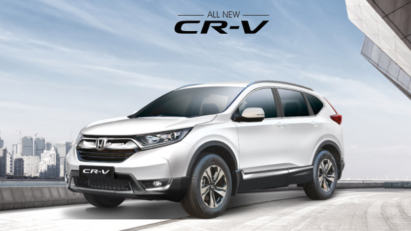 2018 honda cr-v pw