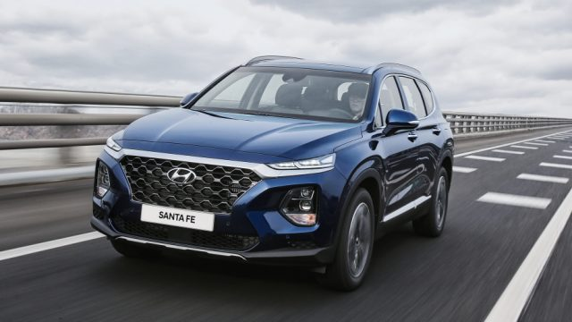 2019 Hyundai Santa Fe unveiled (1)
