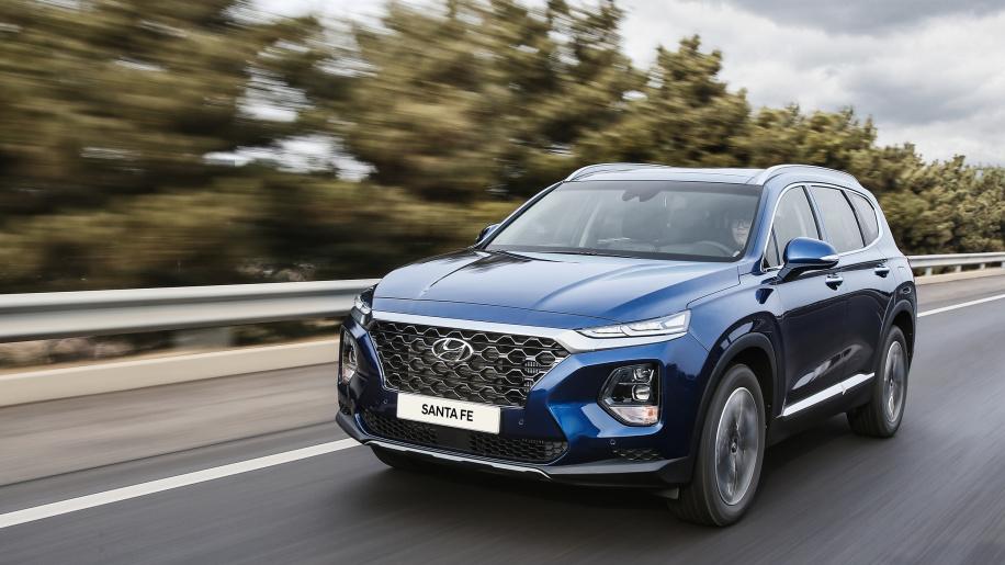 2019 Hyundai Santa Fe unveiled (2)