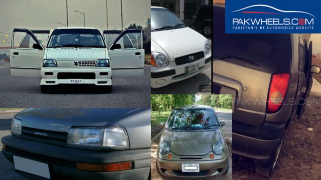 7 cars under 5 lakh