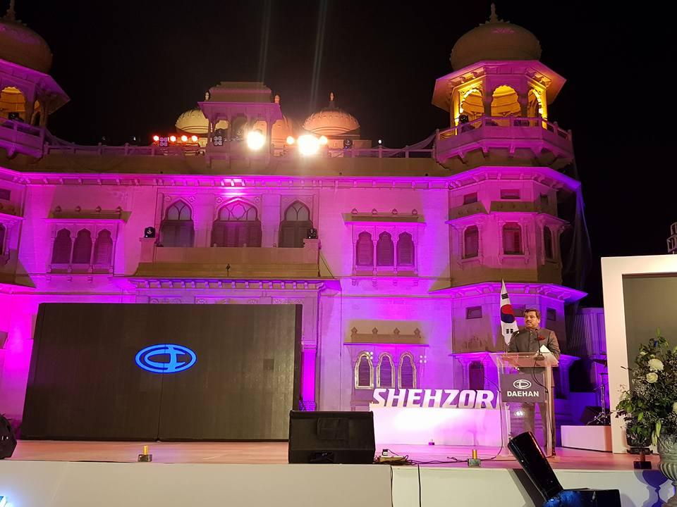 Daehan Shehzore Launch (1)