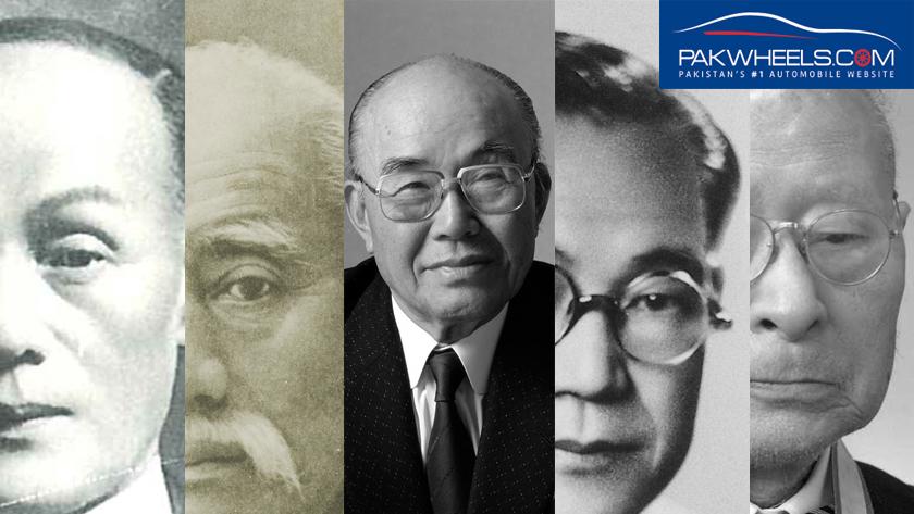 Japanese automotive entrepreneurs