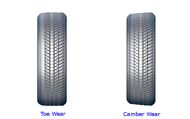 Toe-and-Camber-Wear