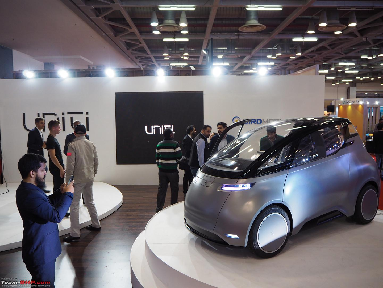 Uniti One Electric Cars