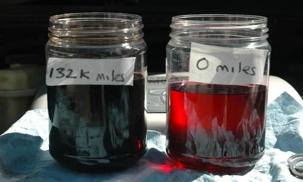 color-of-fresh-transmission-fluid