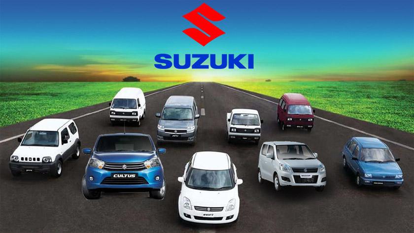 pak suzuki price cars
