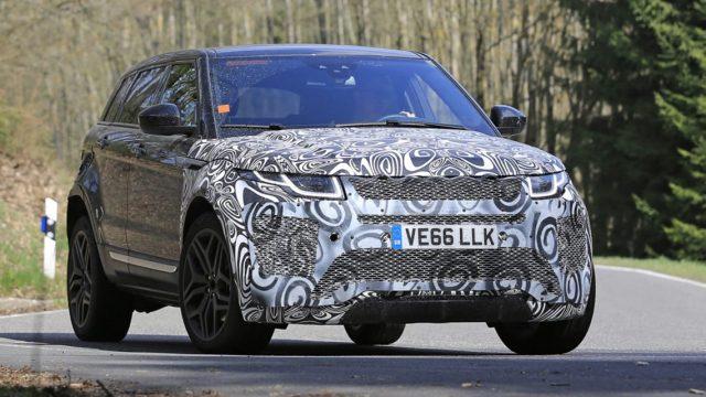 Range Rover Evoque 2019 Looks Like A Baby Velar Pakwheels Blog