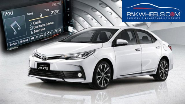 corolla owners demand recall over faulty infotainment unit