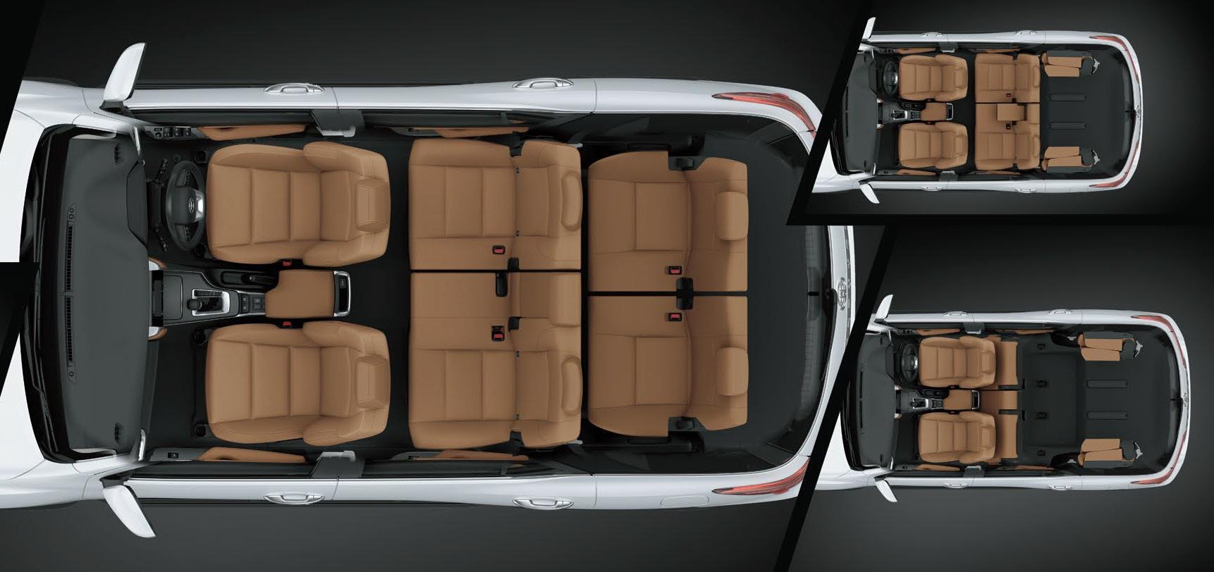 2018 toyota fortuner diesel interior