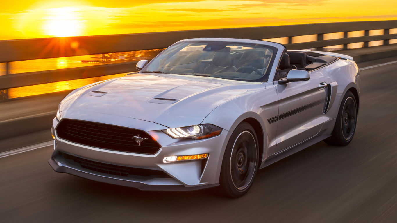 2019 ford mustang california specia