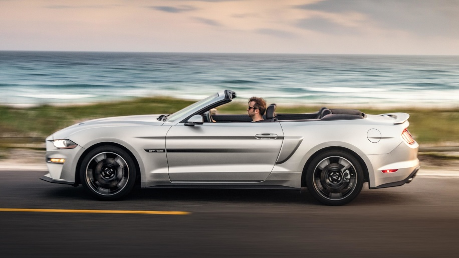 2019 Ford Mustang California Special revealed 6