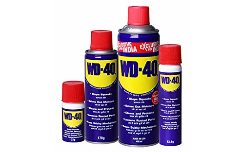 WD-40 cans