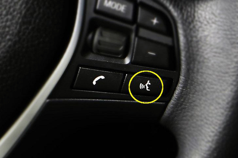 car features-voice control