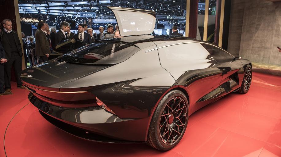 Aston Marting - Lagonda Vision Concept (2)