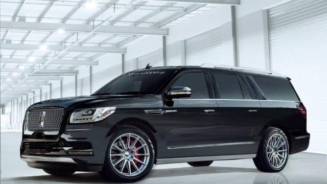 Hennesseys Lincoln Navigator 2018 1