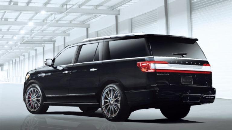 Hennesseys Lincoln Navigator 2018 2
