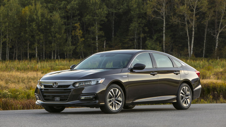 Honda Accord Hybrid 2018 1