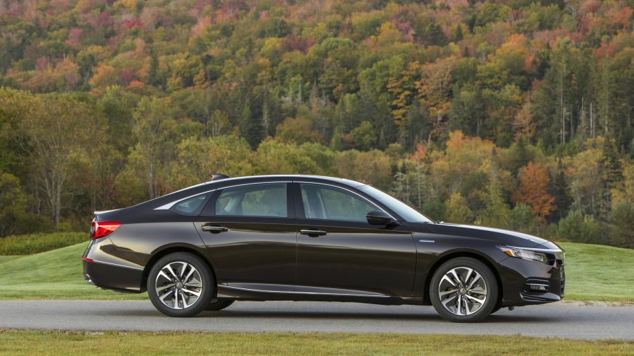 Honda Accord Hybrid 2018 3