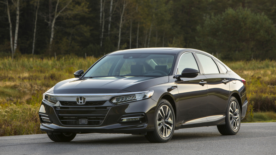 Honda Accord Hybrid 2018 4