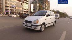 Hyundai Santro 2004 - PakWheels Budget Car Review (14)