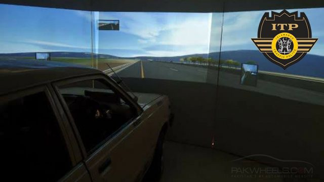 Islamabad Virtual driver training simulators