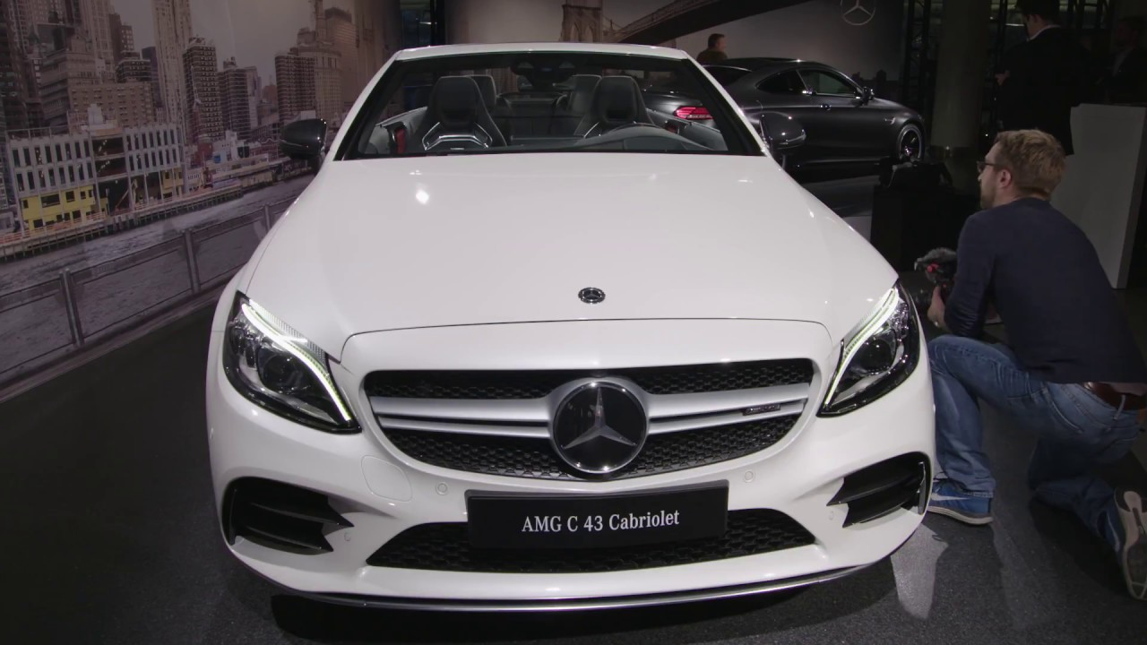 mercedes benz c class 2019 coupe and cabriolet unveiled pakwheels blog. Black Bedroom Furniture Sets. Home Design Ideas