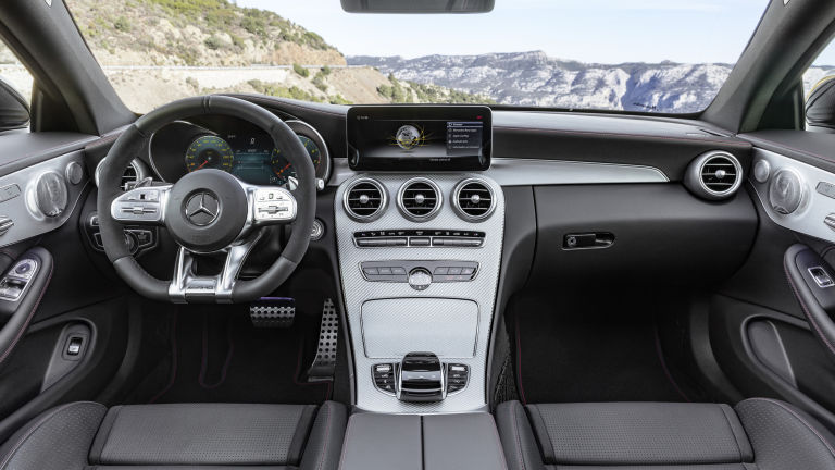 Mercedes Benz CClass 2019 Coupe 2