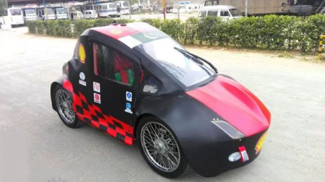 NUST Students Pakistan Carbon Fibre (2)