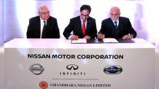 Nissan to begin Datsun production in Pakistan
