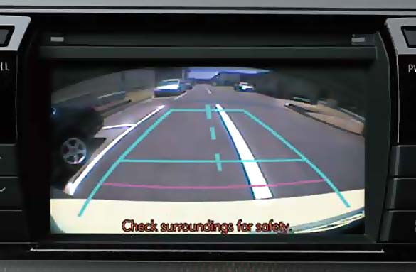Rear-Camera-Wth-Display-on-Audio-Screen