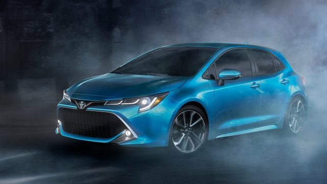 2019 Toyota Corolla Hatchback Revealed Pakwheels Blog