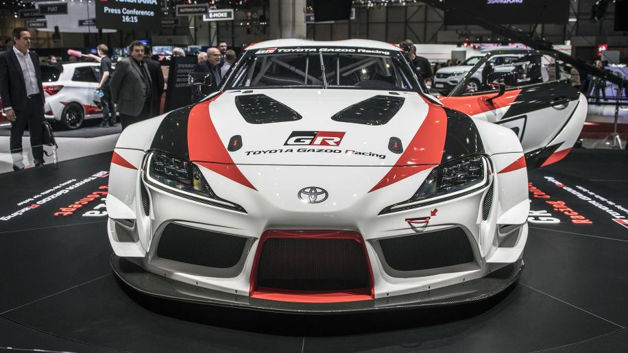 Toyota Supra turbocharged (2)