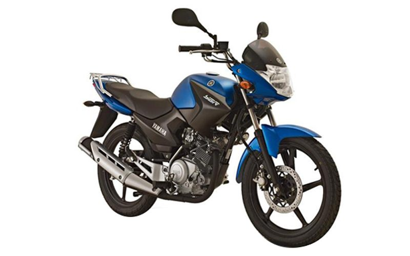 2018 Yamaha YBR125 Pakistan