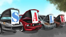 buying a used car pw
