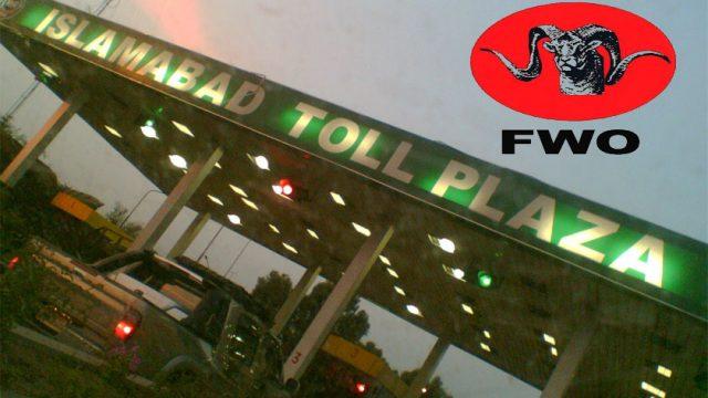 isb m2 toll plaza fwo