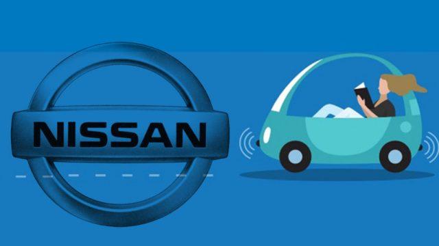 nissan robo-taxi