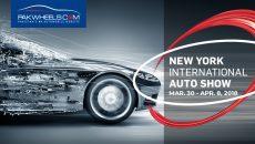 2018 New York Auto Show PakWheels