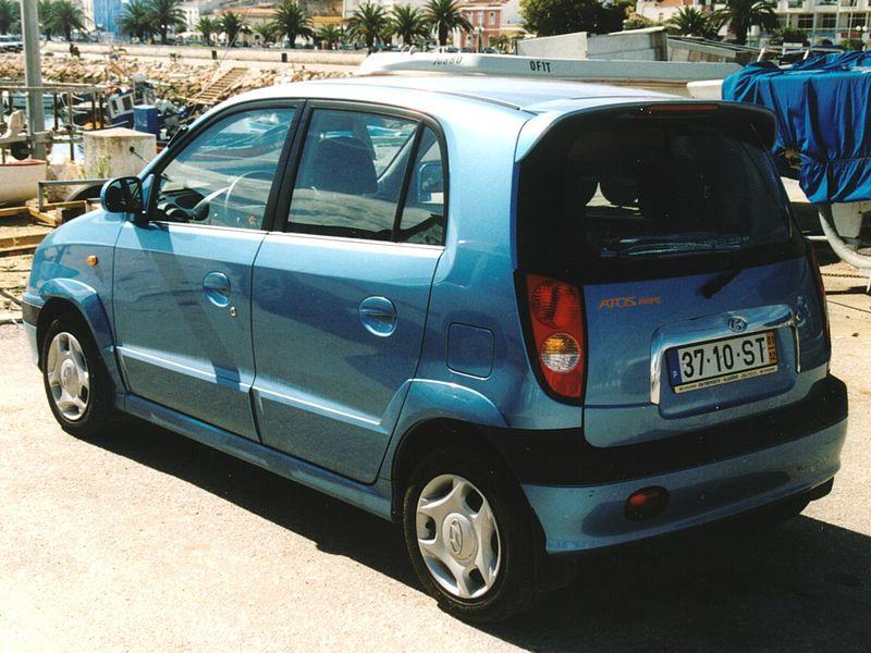 santro car 1