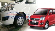suzuki wagon r minor change
