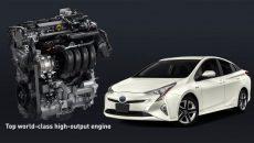 toyota prius new engine