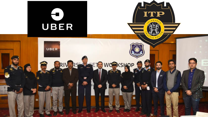 uber itp workshop