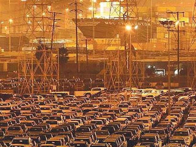 used cars port