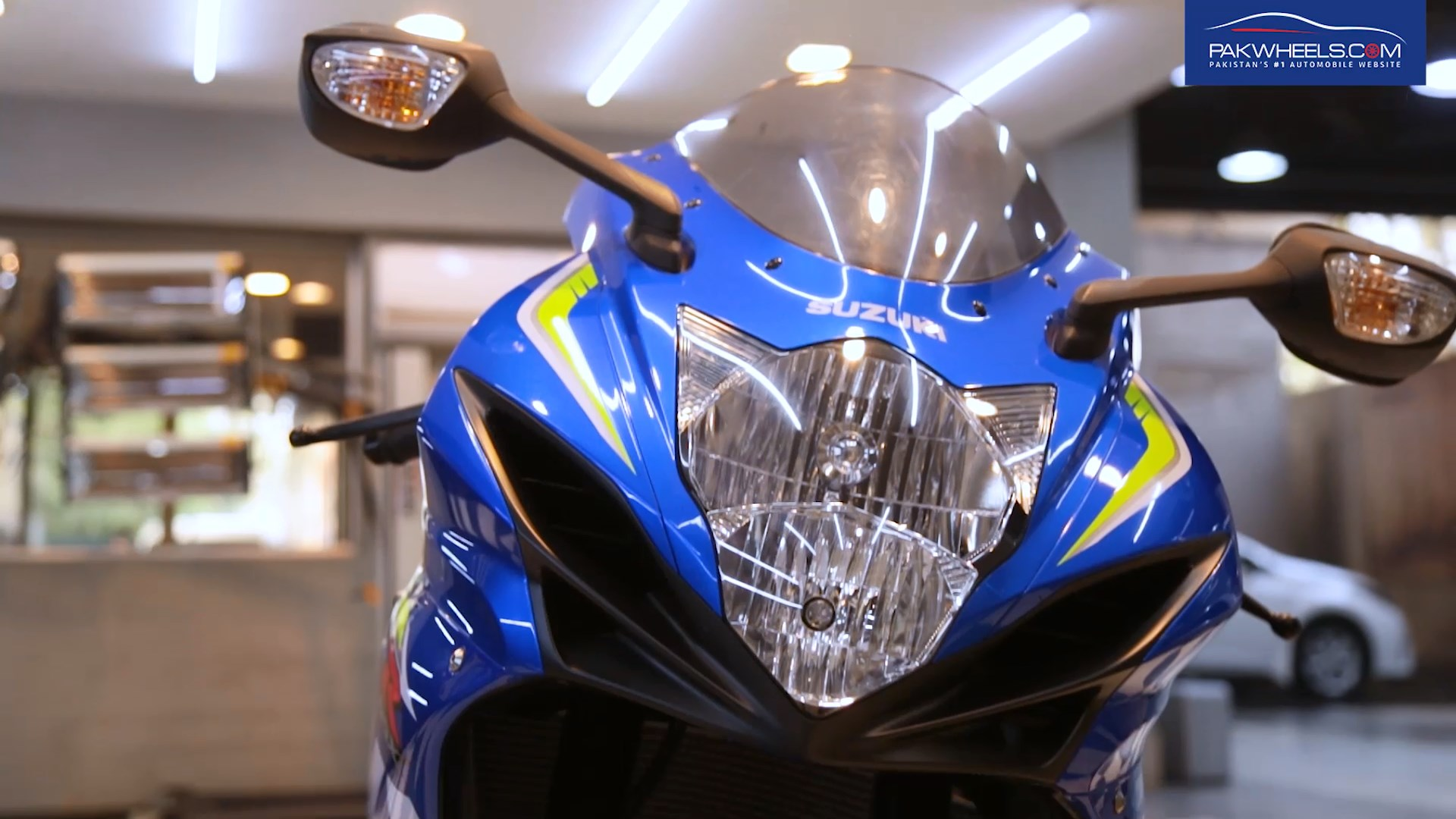 2018 Suzuki GSX-R 600 PakWheels Review