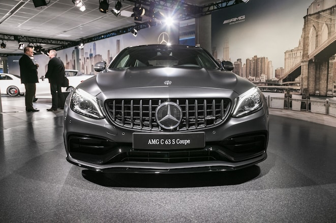 2019-Mercedes-AMG-C-63-S-Coupe-front