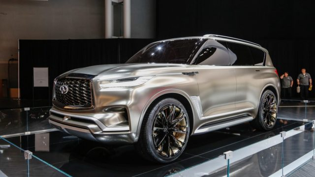 the 2019 infiniti qx60 and qx80 unveiled during new york auto show pakwheels blog. Black Bedroom Furniture Sets. Home Design Ideas