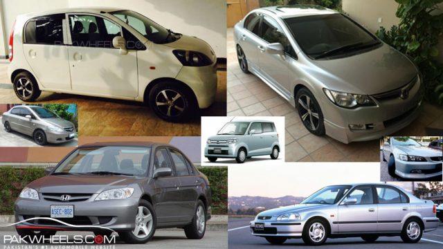 7 Honda cars under 10 Lakh