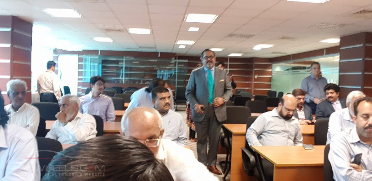 CCP automobile sector competition hearing PakWheels